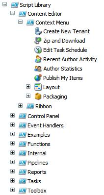 Sitecore PowerShell Extensions 3 0 Modules | Codality
